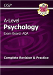 New A-Level Psychology: AQA Year 1 & 2 Complete Revision & Practice