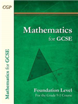 Maths for GCSE Textbook: Foundation (for the Grade 9-1 Cours