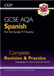 GCSE Spanish AQA Complete Revision & Practice (with CD & Onl
