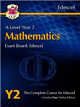 New A-Level Maths for Edexcel: Year 2 Student Book with Onli