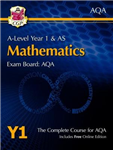 New A-Level Maths for AQA: Year 1 & AS Student Book with Onl
