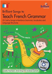 Brilliant Songs to Teach French Grammar Book & 2 CDs