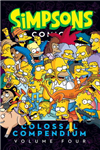 Simpsons Comics- Colossal Compendium