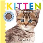 Priddy Baby Kitten & Friends