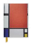 Piet Mondrian (Foiled Journal)