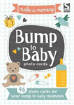 Make a Memory Bump to Baby Photo Cards