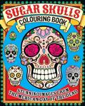 Sugar Skulls Colouring Book