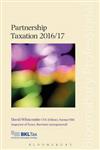 Partnership Taxation 2016/17