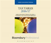 Tax Tables 2016/17