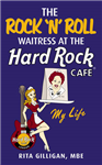 Rock 'N' Roll Waitress at the Hard Rock Cafe