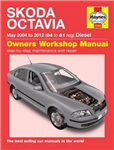 Skoda Octavia Diesel Owners Workshop Manual