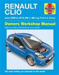 Renault Clio Petrol & Diesel Owners Workshop Manual