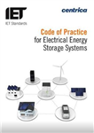Code of Practice for Electrical Energy Storage Systems