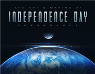 Art & Making of Independence Day Resurgence