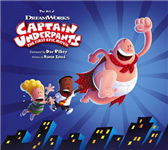 Art of Captain Underpants