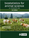 Biostatistics for Animal Scienc