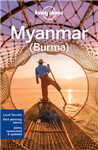 Lonely Planet Myanmar Burma