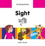 My Bilingual Book - Sight - German-english