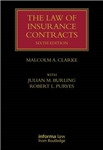The Law of Insurance Contracts