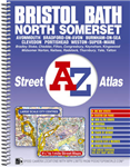 Bristol, Bath and North Somerset Street Atlas