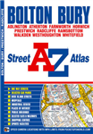 Bolton and Bury Street Atlas