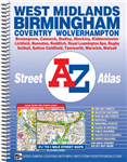 West Midlands Street Atlas