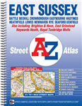 East Sussex Street Atlas