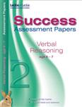 Assessment Papers Verbal Reasoning 6-7 Years