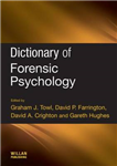 Dictionary of Forensic Psychology