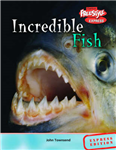 Freestyle Express Incredible Creatures Fish Hardback