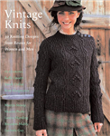 Vintage Knits: Thirty Knitting Designs from Rowan for Women and Men