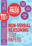 Practise & Pass 11+ Level Three: Non-verbal Reasoning Practice Test Papers