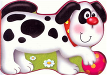 Dog: Chunky Animals