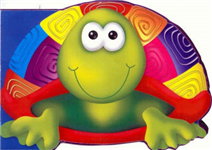 Turtle Island: Chunky Animals