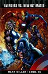 Ultimate Comics Avengers Vs New Ultimates