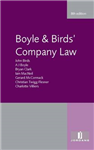 Boyle and Birds\' Company Law
