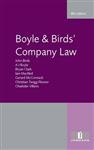 Boyle and Birds\' Company Law