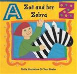Zoe and Her Zebra