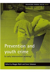 Prevention and youth crime: Is early intervention working?