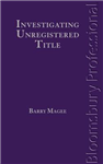 Investigating Unregistered Title