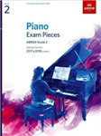 Piano Exam Pieces 2017 & 2018: Selected from the 2017 & 2018 Syllabus: Grade 2