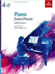 Piano Exam Pieces 2017 & 2018: Selected from the 2017 & 2018 Syllabus: Grade 4