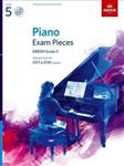 Piano Exam Pieces 2017 & 2018: Selected from the 2017 & 2018 Syllabus: Grade 5