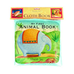 Alison Jay My First Animal Cloth Book