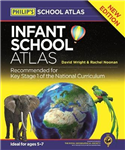 Philip\'s Infant School Atlas: For 5-7 year olds