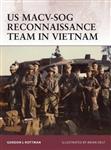 US Macv-Sog Reconnaissance Team in Vietnam