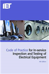 Code of Practice for In-service Inspection and Testing of El