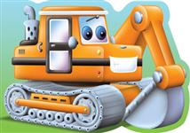 Digger: Chunky Big Vehicles