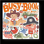 Busy Book: For Boys