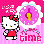 Hello Kitty I Can Tell the Time: Hello Kitty Clock Book